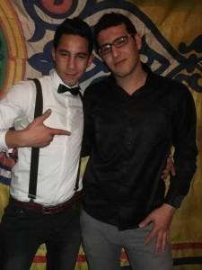 احمد ومحمد الاخوين الصديقين