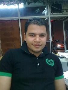 محمد فرج شعيب